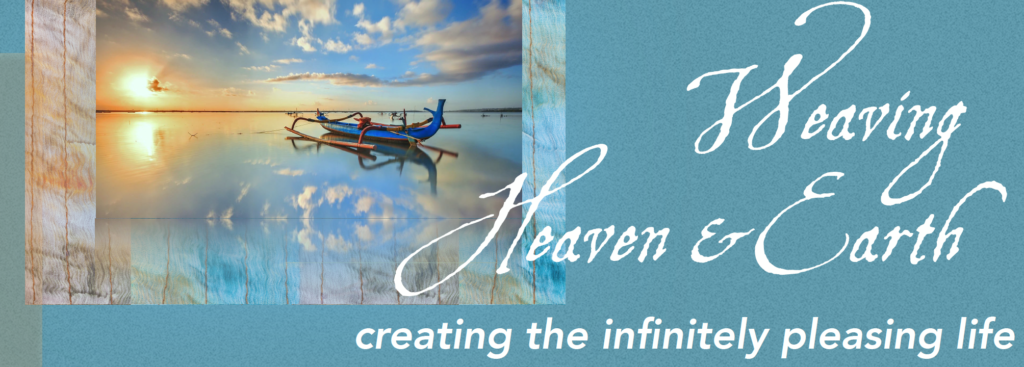 weaving haven and earth pic